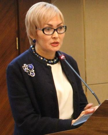 Наурзгалиева Айжан Абакановна