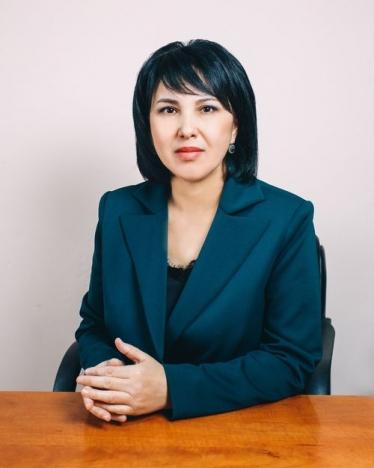 Метерова Гульмира Кайратовна