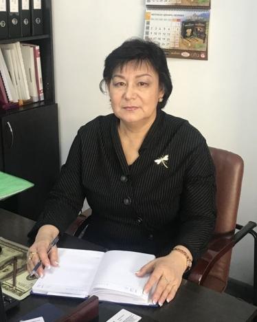 Юн Татьяна Леонидовна
