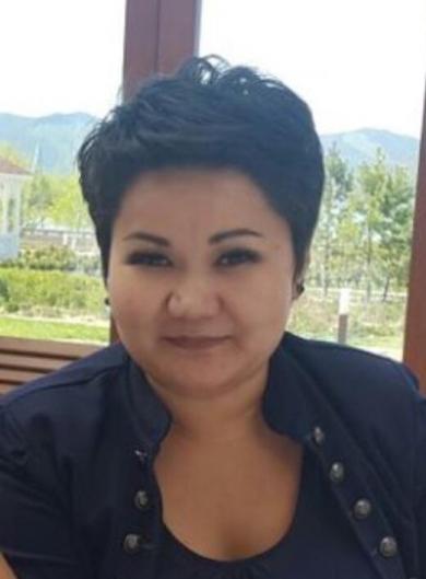 Оспанова Алия Сериковна