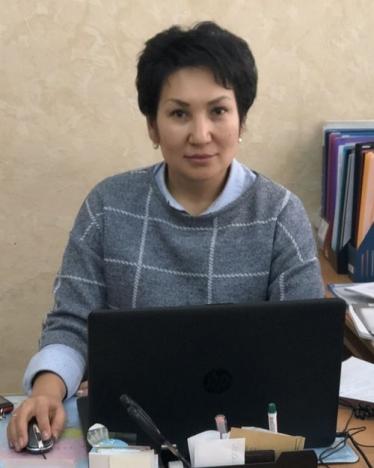 Булатова Елена Сергеевна