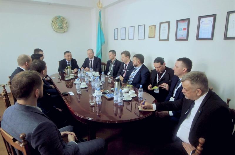 Визит делегации предпринимателей Литвы, 03 марта 2020г.